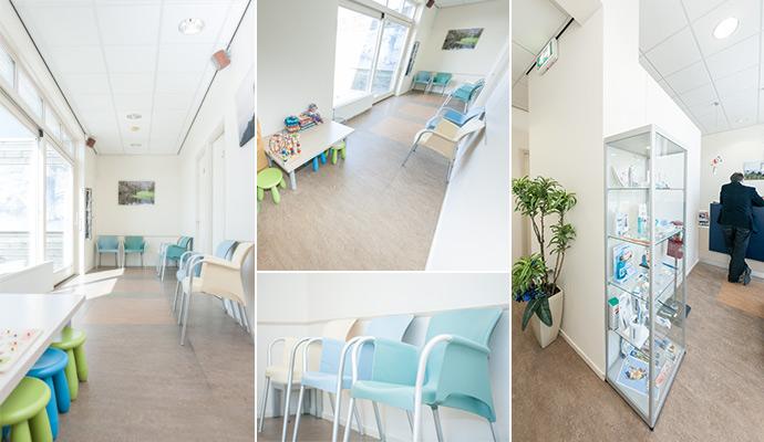 Wachtkamer van Tandartsen Centrum Vathorst | Uw tandarts in Amersfoort